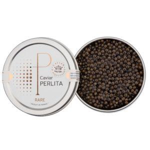Caviar d'Aquitaine rare de Perlita